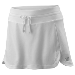 Wilson Competition 12.5in Skirt - White