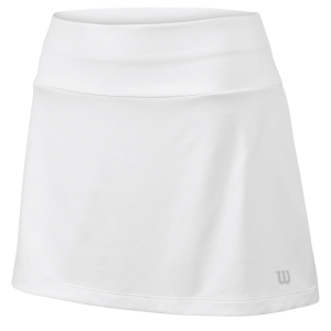 Shorts and Skirts Girl Wilson Core Skirt Girl  White WRA753602