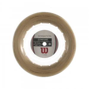 Multifilament String Wilson Sensation 1.25 200 m Reel  Natural WRZ911100