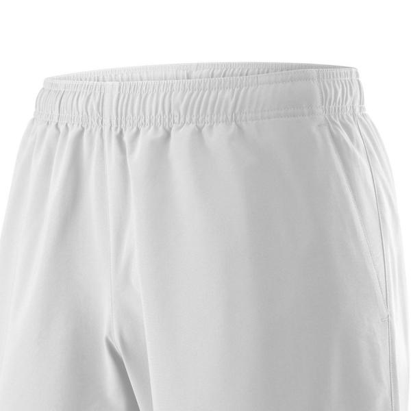 Wilson Team 8in Shorts - White
