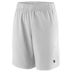 Wilson Team 7in Shorts Niño - White