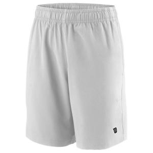 Pantalones Cortos  y Pantalones Boy Wilson Team 7in Shorts Nino  White WRA767401