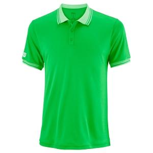 Men's Tennis Polo Wilson Team Polo  Toucan WRA765403
