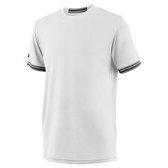Wilson Team Solid Crew Camiseta Niño - White