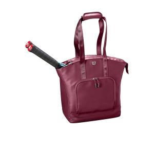 Tennis Bag Wilson Women's Tote Bag  Purple WRZ868997