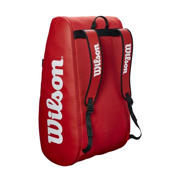 Wilson Tour 3 Comp x 15 Bag - Red