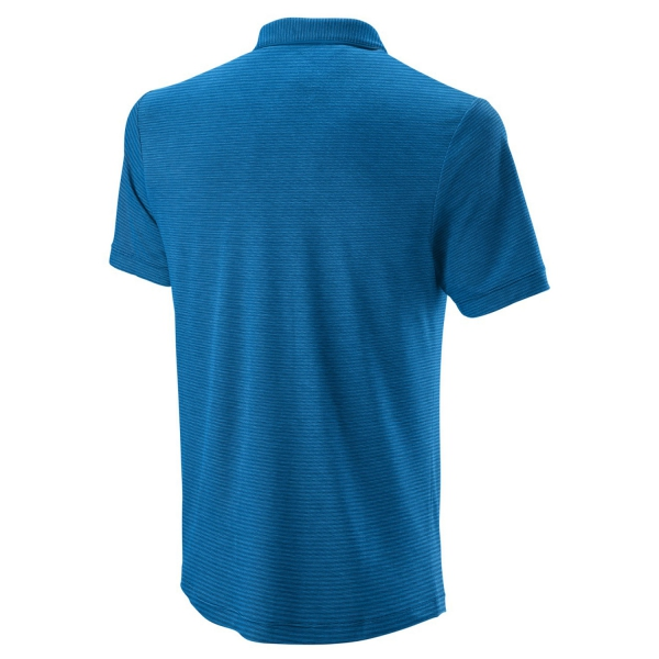 Wilson Training Polo - Imperial Blue/Brilliant Blue