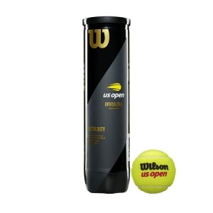 Wilson Tennis Balls Wilson US Open  4Ball Can WRT116200
