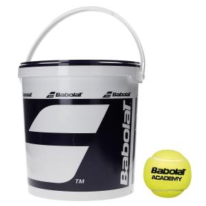 Babolat Tennis Balls Babolat Gold Academy  72 Ball Bucket 514008