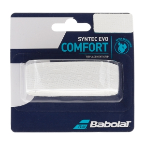 Replacement Grip Babolat Syntec Evo Grip  White 670067101