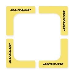 Dunlop Court Angoli - Yellow