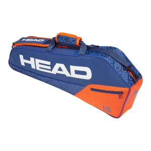 Bolsa Tenis Head Core x 3 Pro Bolsa  Blue/Orange 283529 BLOR