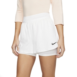 Skirts, Shorts & Skorts Nike Flex 2 in 1 1.5in Shorts  White/Black CI9378100