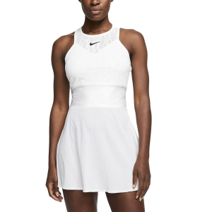 Tennis Dress Nike Maria Mesh Dress  White/Black CI9212100