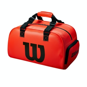 Tennis Bag Wilson Small Duffle  Infrared WRZ847991