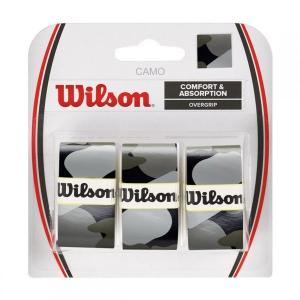 Overgrip Wilson Camo x 3 Overgrip  Black WRZ470830
