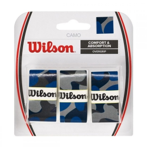 Overgrip Wilson Camo x 3 Overgrip  Blue WRZ470840