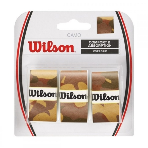 Overgrip Wilson Camo x 3 Overgrip  Brown WRZ470860