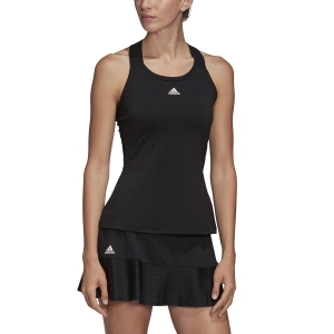 Top de Tenis Mujer Adidas Gameset Y Top  Black FK0554
