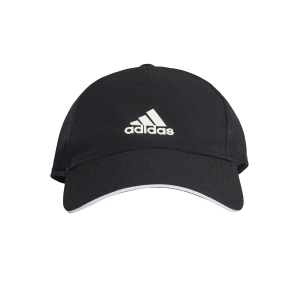 Tennis Hats and Visors Adidas Aeroready Cap  Black/White FK0877