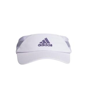 Tennis Hats and Visors Adidas AEROREADY Visor  Purple Tint/Tech Purple FK0861