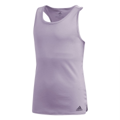adidas adidas Club Tank Girl  Purple Tint/Grey Six  Purple Tint/Grey Six FQ3616