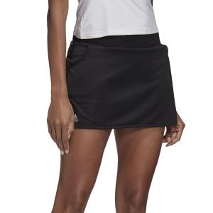 Faldas y Shorts Adidas Club Falda  Black/Matte Silver/White FK6989