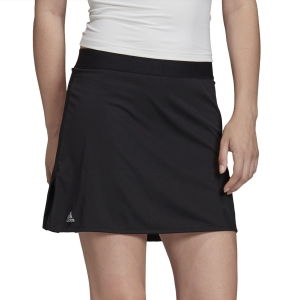Faldas y Shorts Adidas Club Long Falda  Black/Matte Silver FM2545