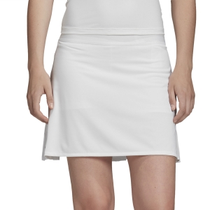 Skirts, Shorts & Skorts Adidas Club Long Skirt  White/Matte Silver FM2546