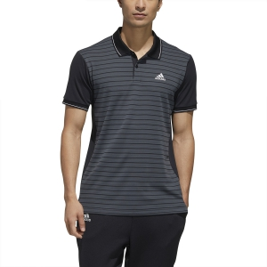 Men's Tennis Polo Adidas HEAT.RDY Polo  Black FK1415