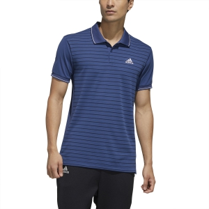 Men's Tennis Polo Adidas HEAT.RDY Polo  Tech Indigo FK1413
