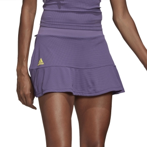 Skirts, Shorts & Skorts Adidas Match Skirt  Tech Purple/Shock Yellow FK0753
