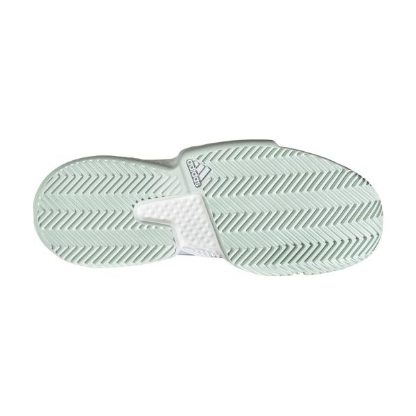 Adidas SoleCourt Boost - Ftwr White/Legacy Green/Green Tint