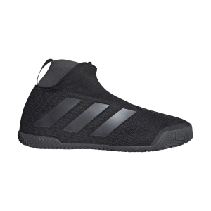 Men`s Tennis Shoes Adidas Stycon Clay  Core Black/Night Metallic/Grey Six FV2569