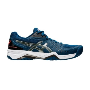 Men`s Tennis Shoes Asics Gel Challenger 12  Mako Blue/Gunmetal 1041A045402