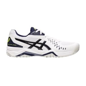 Men`s Tennis Shoes Asics Gel Challenger 12  White/Peacoat 1041A045116