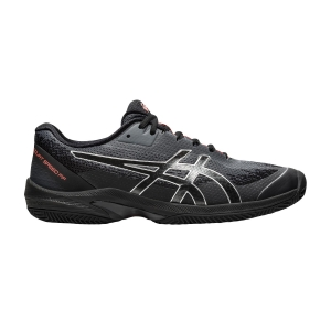 Calzado Tenis Hombre Asics Court Speed FF Clay L.E.  Black/Sunrise Red 1041A206010
