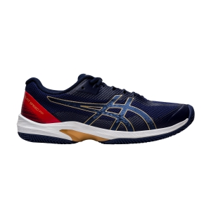 Men`s Tennis Shoes Asics Court Speed FF Clay  Peacoat 1041A093401