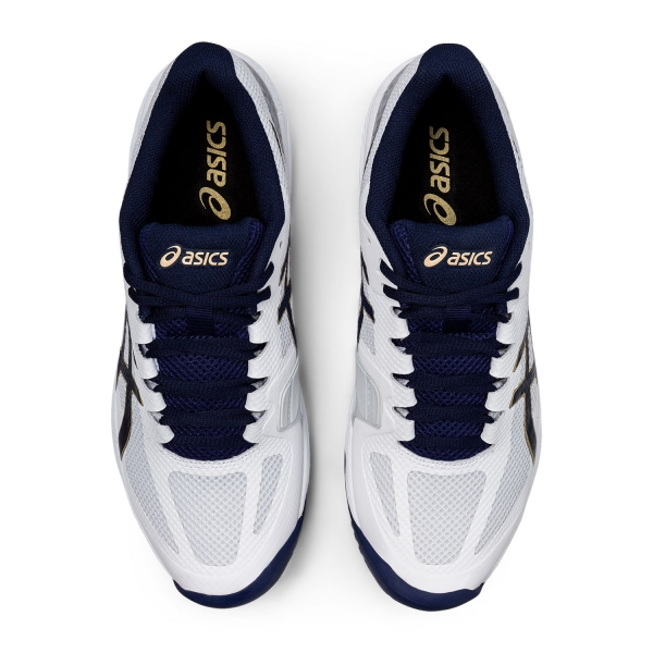 Asics Court Speed FF - White/Peacoat