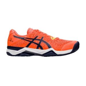 Padel Shoes Asics Gel Bela 7  Flash Coral/Peacoat 1041A095700