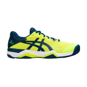 Padel Shoes Asics Gel Bela 7  Safety Yellow/Mako Blue 1041A095751
