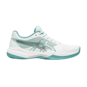 Women`s Tennis Shoes Asics Gel Game 7 Clay  Bio Mint/Pure Silver 1042A038301