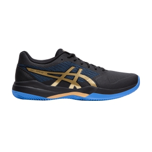 Men`s Tennis Shoes Asics Gel Game 7 Clay  Black/Champagne 1041A046012