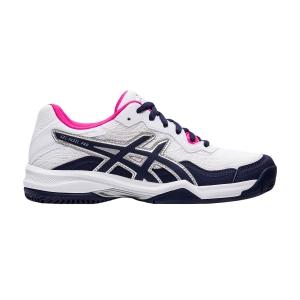 Padel Shoes Asics Gel Padel Pro 4  White/Peacoat 1042A111101