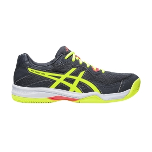 Calzado padel Asics Gel Pro 4  Carrier Grey/Safety Yellow 1041A127020