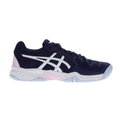 Asics Gel Resolution 8 GS Girl - Peacoat/Cotton Candy