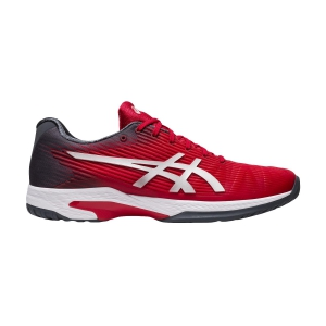 Scarpe Tennis Uomo Asics Solution Speed FF  Classic Red/Pure Silver 1041A003603