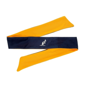 Tennis Head and Wristbands Australian Ace Headband  Blu Cosmo 29422842