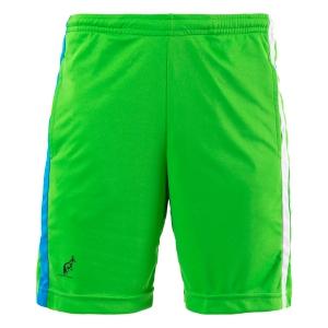 Men's Tennis Shorts Australian Ace Lines 7in Shorts  Kawasaki/Bianco/Turchese 75092316
