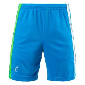 Men's Tennis Shorts Australian Ace Lines 7in Shorts  Turchese/Bianco/Kawasaki 75092605